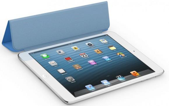 ipad mini 07 580x364 Il nuovo Apple iPad mini è realtà, ecco il piccolo tablet della mela