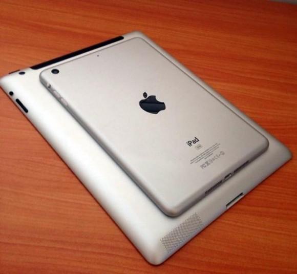 ipad mini5 580x535 Secondo Geeky Gadgets liPad mini sarà in vendita il 2 novembre