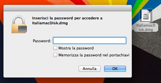 richiesta password Proteggere i propri dati con Password. Applichiamola a Cartelle, Drive Esterni o Immagini Disco