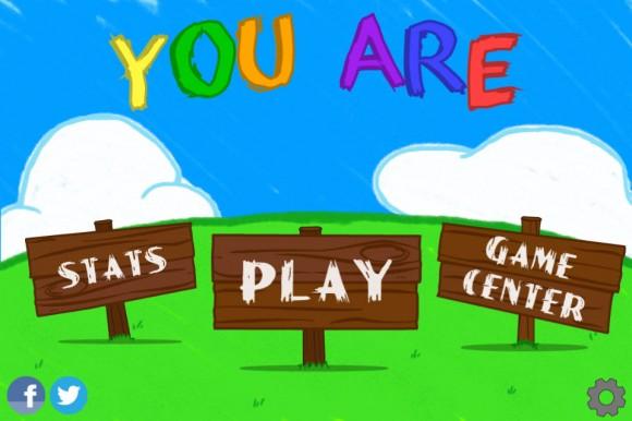 youare 580x386 You Are per iOS, un gioco che ti trasforma in un contadino con tanti animali