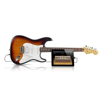 HA153 Ecco la nuova versione della chitarra Squier by Stratocaster compatibile con iOS e Mac
