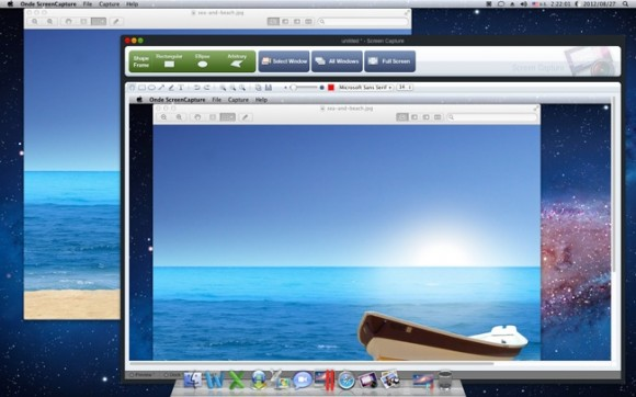 screen capture window 580x362 Italiamac Giveaway: Ecco lapplicazione per Mac in regalo