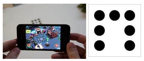 indicatore AR Defender 2 da oggi disponibile su AppStore.