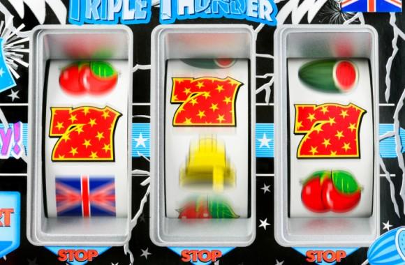 slot machines 580x380 Apple, poker e applicazioni