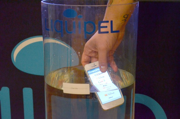 Liquipel 2.0 CES 2013: Ecco le incredibili novità per i nostri amati dispositivi Apple [Parte 1]