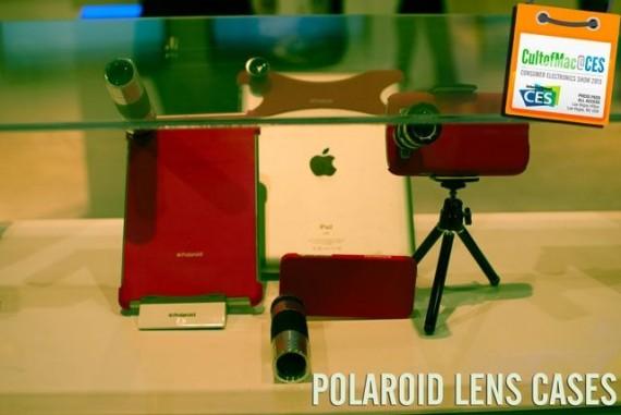Polaroid Cover CES 2013: Ecco le incredibili novità per i nostri amati dispositivi Apple [Parte 3]