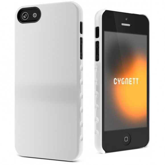 cy0832cpaegaerogrip form white iphone 5 low res 580x580 Uno sguardo alle cover di Cygnett