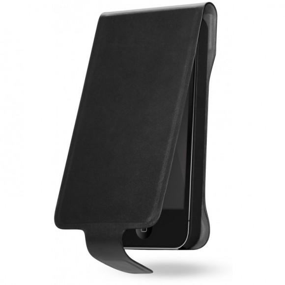 cy0863cplavlavish black iphone5 lowres 1 580x580 Uno sguardo alle cover di Cygnett