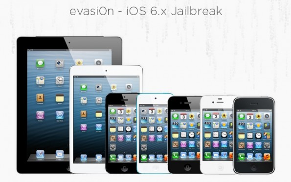 evasion Guida definitiva al Jailbreak untethered di iOS 6.x con evasi0n