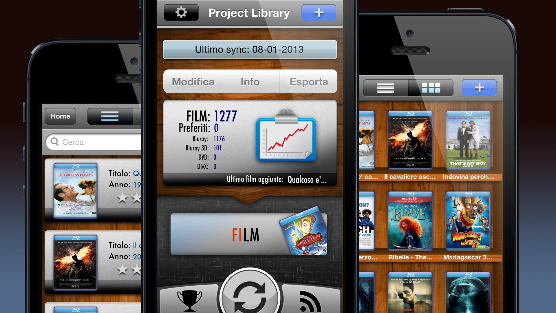 get attacuhmen Project Library per iOS si aggiorna alla versione 2.0 con tante interessanti novità