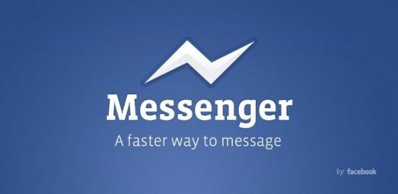 Facebook Messenger 580x283 H3g: Facebook Messenger gratis per 3 mesi, anche senza piano dati