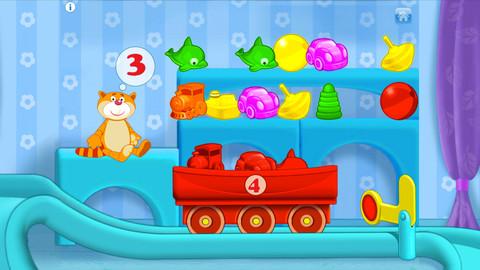Playroom 1 Playroom   Lezioni con Max, app educativa per bambini in età pre scolare
