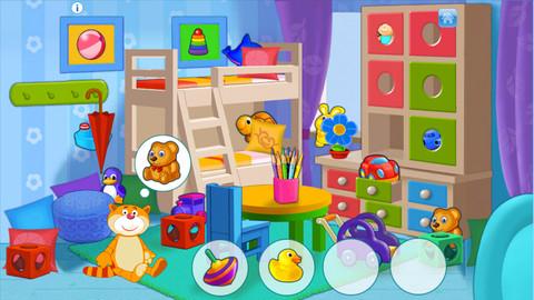 Playroom 2 Playroom   Lezioni con Max, app educativa per bambini in età pre scolare