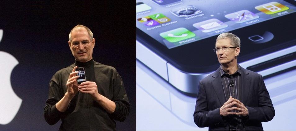 Steve Jobs and Tim Cook iPhone 5s e iPad 5 saranno presentati durante un evento speciale chiamato Original Passion, New Ideas?