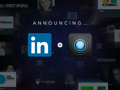 Pulse LinkedIn LinkedIn acquisisce Pulse per 90 milioni di dollari