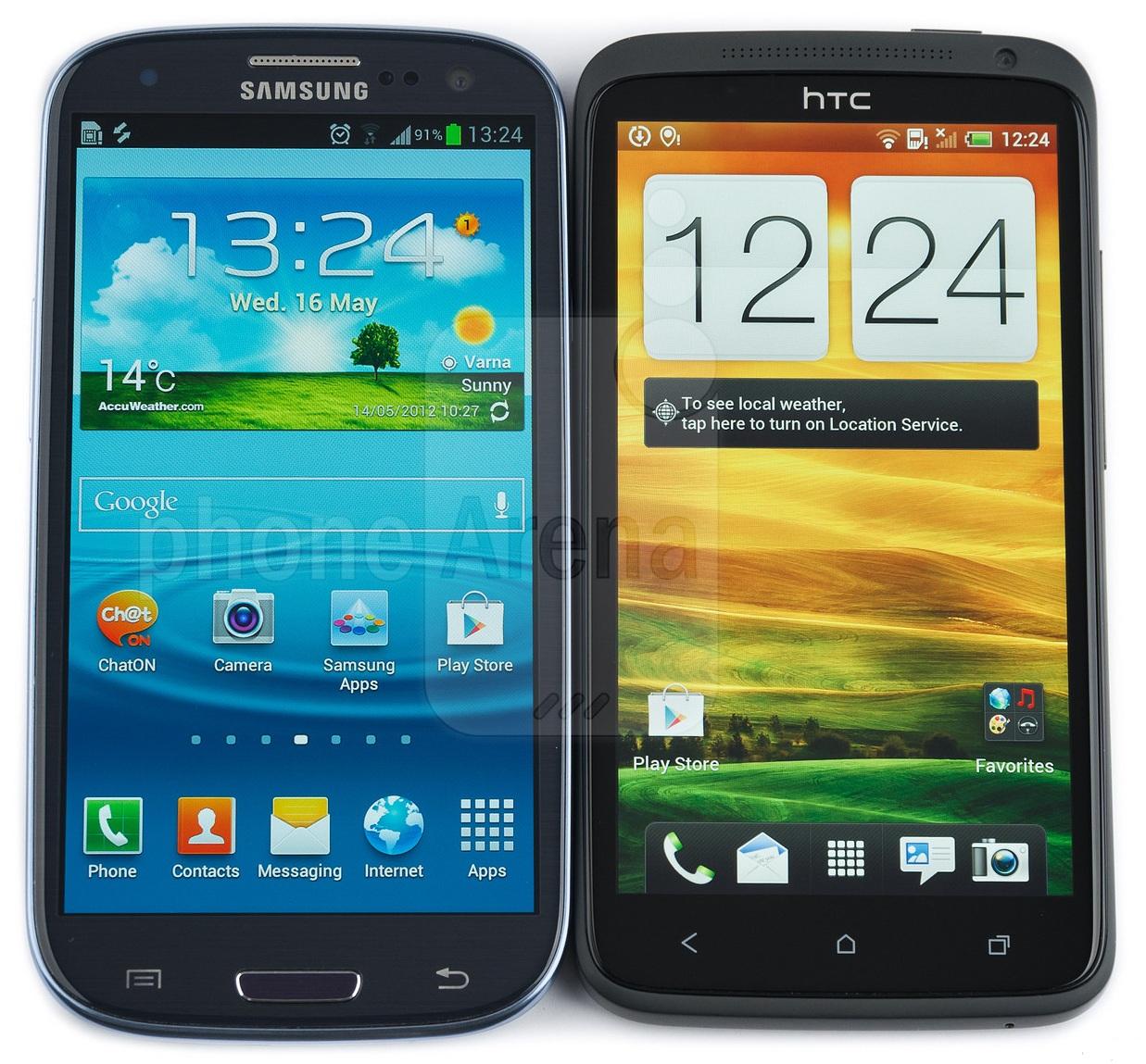 Samsung Htc Samsung ammette di aver pagato per recensioni web negative sulla concorrenza