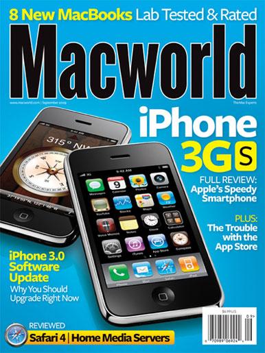 142177 macworld cover original Come viene creata la foto e impaginata la copertina di Macworld?