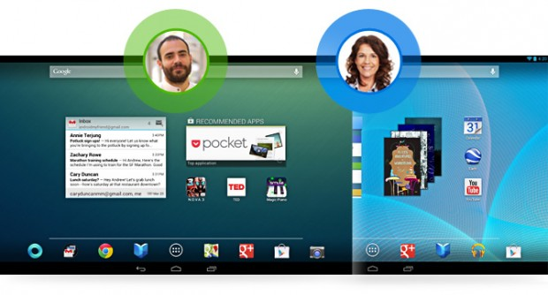 Android multi-user