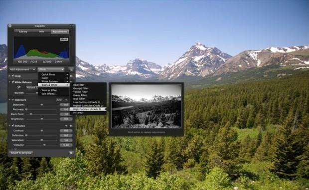 Aperture 3.4.5 620x383 Apple rilascia iTunes 11.0.4 e Aperture 3.4.5