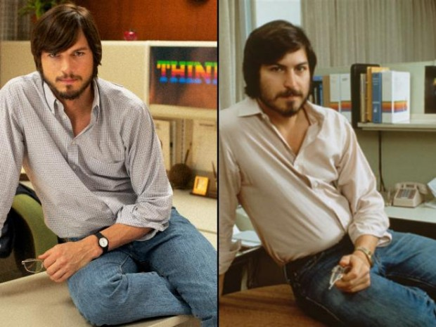 Ashton Kutcher protagonista del film jOBS