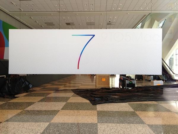 Banner iOS 7 x al WWDC 2013