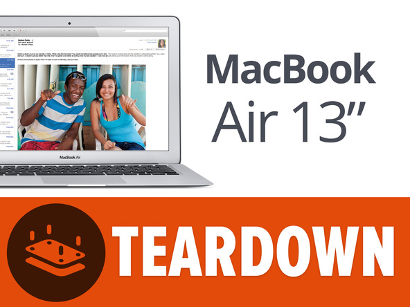MacBook Air 13 Teardown iFixIt smonta il nuovo MacBook Air 13″