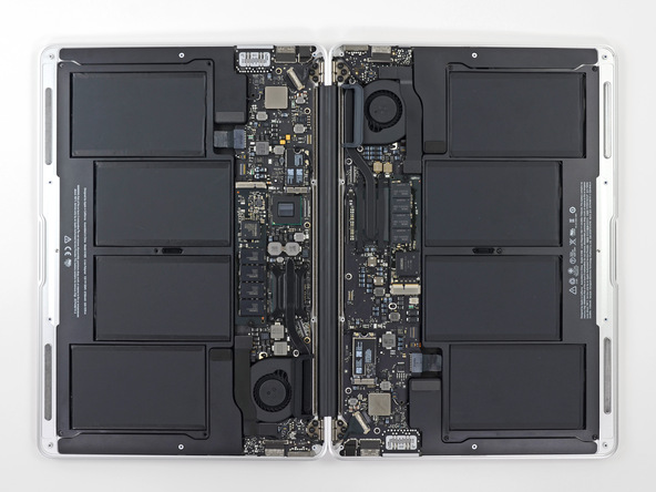 MacBook Air 13 iFixIt smonta il nuovo MacBook Air 13″