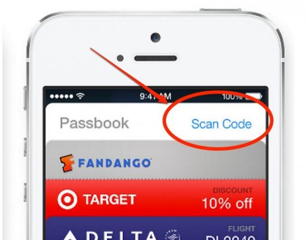 Scansione codici QR con Passbook 620x487 Quali sono i tweak e le applicazioni che andranno in pensione con iOS 7?