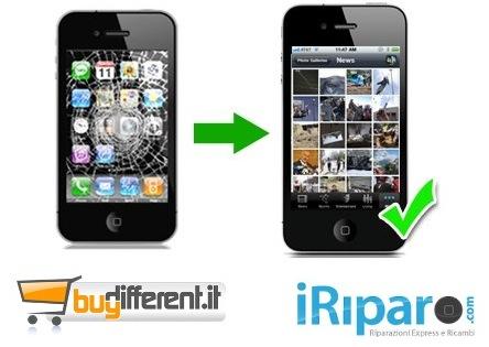 bd iriparo Upgrade Mac e riparazione iDevice: i nuovi servizi di BuyDifferent e le FAQ