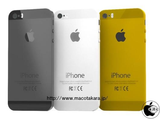 iPhone Oro