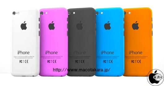 iPhone colorati