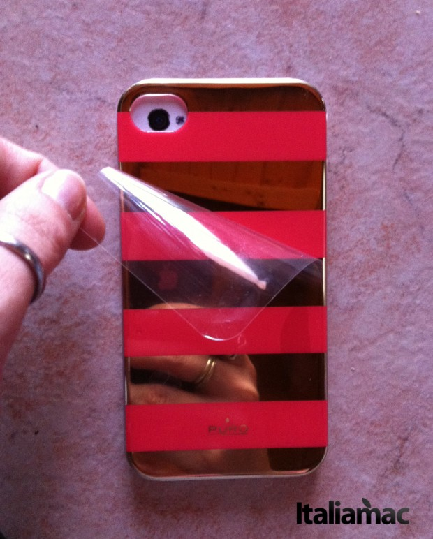 Stripe Cover Collection di Puro per iPhone 4s 2 620x772 Stripe Cover Collection di Puro per iPhone 4/4s e 5