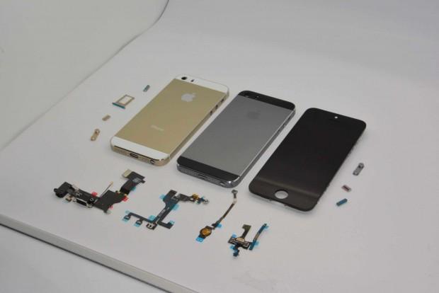 iphone 5 s 620x414 Nuovi iPhone 5C e 5S svelati da una galleria di oltre 70 immagini