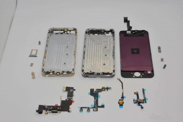 iphone 5 s2 620x414 Nuovi iPhone 5C e 5S svelati da una galleria di oltre 70 immagini