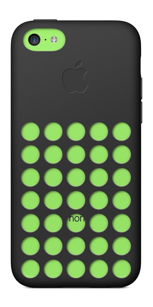 cases gallery back green black [Galleria] Apple presenta il nuovo iPhone 5c, diamo uno sguardo al nuovo stile colorato made in Cupertino
