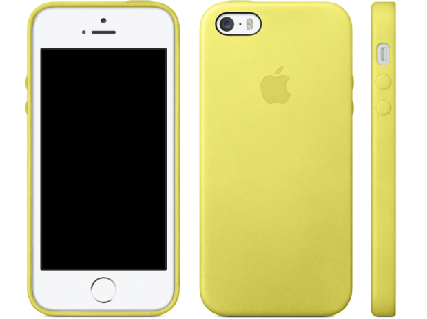 cases gallery silver yellow 620x463 [Galleria] Ecco il nuovo iPhone 5s, guardiamo da vicino il gioiellino presentato da Apple
