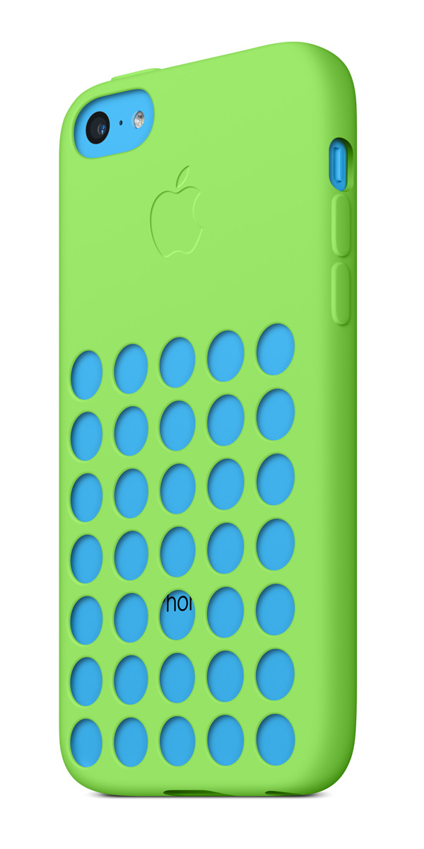 cases gallery threequarterback blue green [Galleria] Apple presenta il nuovo iPhone 5c, diamo uno sguardo al nuovo stile colorato made in Cupertino