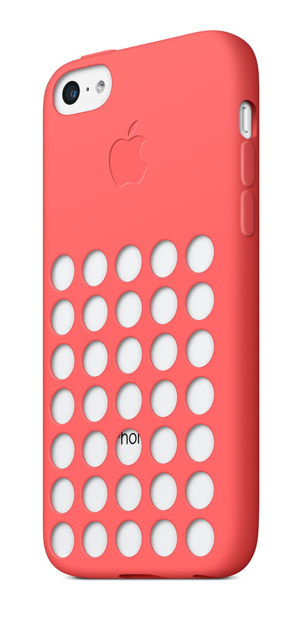 cases gallery threequarterback white pink [Galleria] Apple presenta il nuovo iPhone 5c, diamo uno sguardo al nuovo stile colorato made in Cupertino