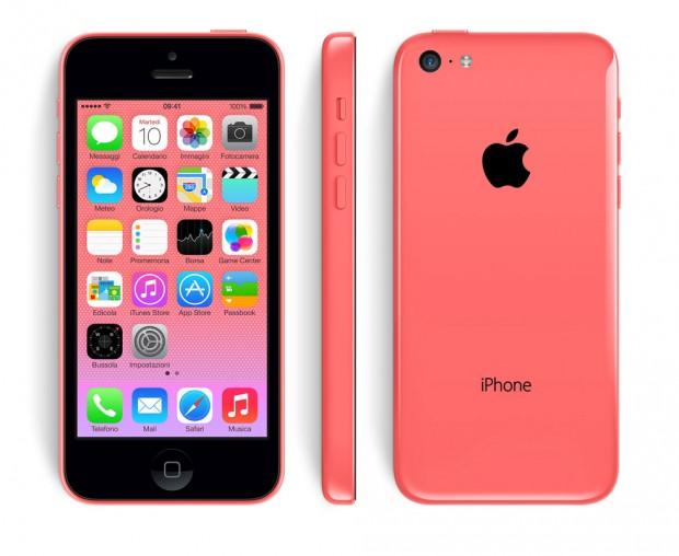design gallery slide pink 620x508 [Galleria] Apple presenta il nuovo iPhone 5c, diamo uno sguardo al nuovo stile colorato made in Cupertino