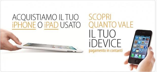 home usato 620x285 BuyDifferent acquista iPhone e iPad usati, pagamento in contanti