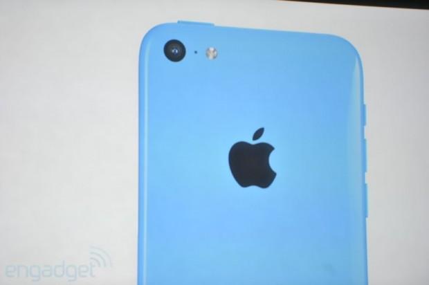 iphone2013 0068 620x412 Le prime foto del nuovo iPhone 5c, in diretta dallevento di Cupertino di oggi