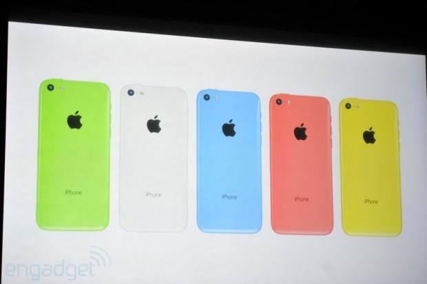iphone2013 0069 620x412 Le prime foto del nuovo iPhone 5c, in diretta dallevento di Cupertino di oggi