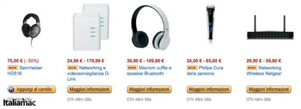 Altre offerte 620x225 Black Friday Amazon: Kindle Fire HD a 99€ e tanto altro