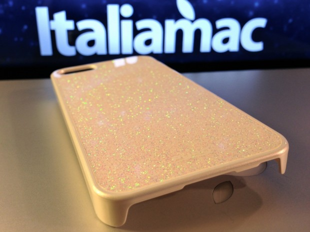 Italiamac Puro Glitter 04 620x465 Abbiamo provato la Glitter Cover di Puro per iPhone 5