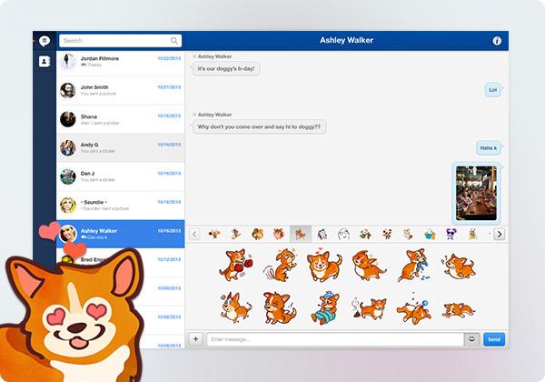 MessageMe Desktop