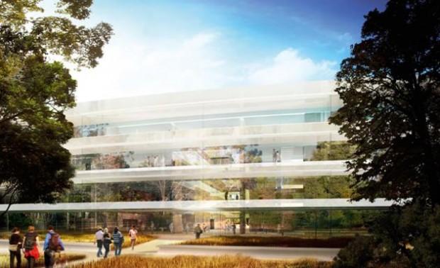 New-apple-campus