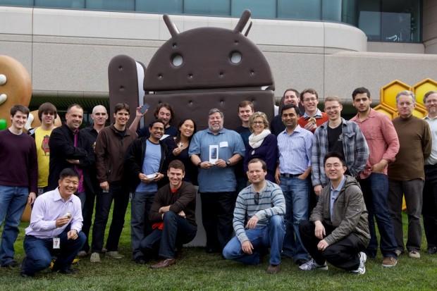 Steve Wozniak1 620x413 Steve Wozniak auspica una collaborazione tra Apple e Google