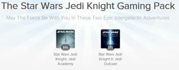 The Star Wars Jedi Knight Gaming Pack 620x244 Tante app per Mac in promozione da scaricare subito!
