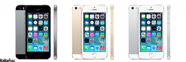 Touch ID sul nuovo iPhone 5s