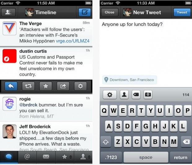 Tweetbot1 620x535 Tweetbot 3.1 per iPhone disponibile al download